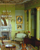 The drawing room with PF9 set and CM3 columns, by Maria Duncan and Charles Moules